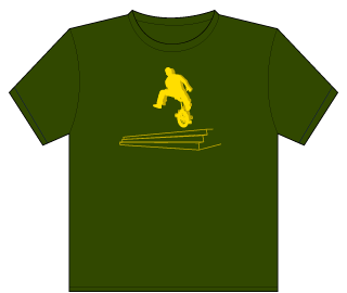 Unicycle Shirt Preview